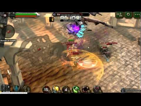 Angel Stone Server: Eu  Nick: Furina , Battle Zone Show