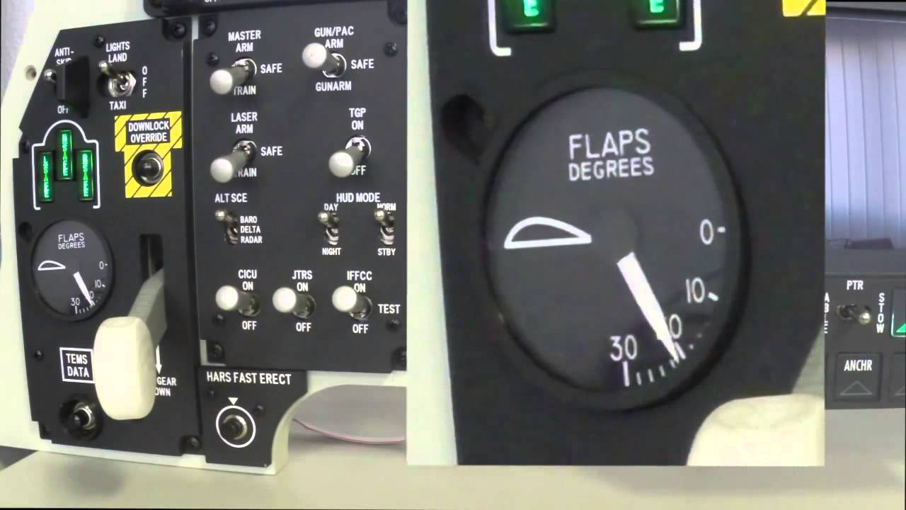 A10C Simulator - Test environment