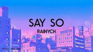 Cover images [ Rainych ] Doja Cat - Say So | Japanese Version Cover (Lirik)