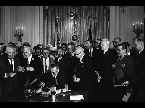 How the Civil Rights Act opened a door to the American dream
