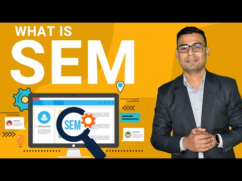 What is SEM   Search Engine Marketing   introduction to Search Engine Marketing
