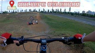 cengizhan dt maltepe veledroma gittik bisiklet vlog 81