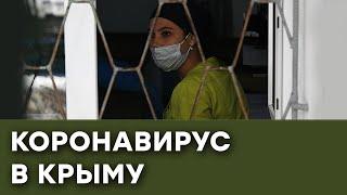Коронавирус в Крыму: как инфекция расползается на полуострове — Гражданская оборона