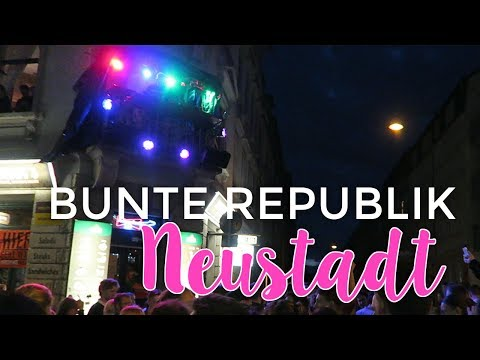 BUNTE REPUBLIK NEUSTADT DRESDEN