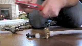 How To Make A Wirsbo Pex Fitting