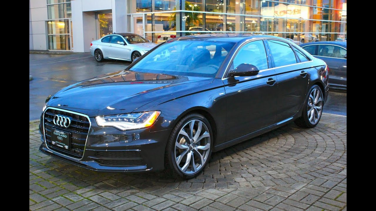 Audi S6 0 60 >> AUDI A6 S-Line - 2016 - Changes, Design, Engine, Review ...