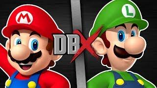 Mario VS Luigi | DBX