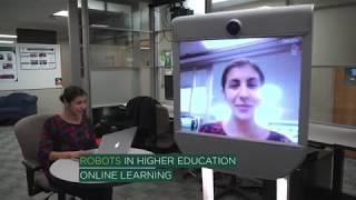 Robots enhance learning at MSU