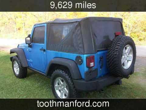 2010 jeep wrangler rubicon used cars grafton west virginia youtube. Black Bedroom Furniture Sets. Home Design Ideas