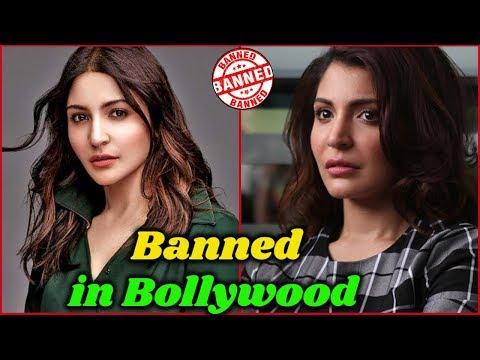 Anushka Sharma is Banned in Bollywood