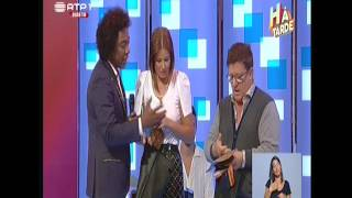 Stewart Sukuma - Batata Doce - Há Tarde - RTP