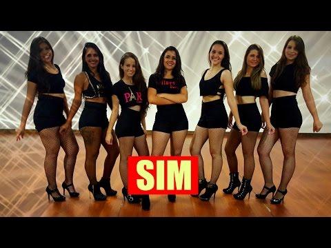 Anitta - Sim (part. Cone Crew)Coreografia Cia by Marinho.