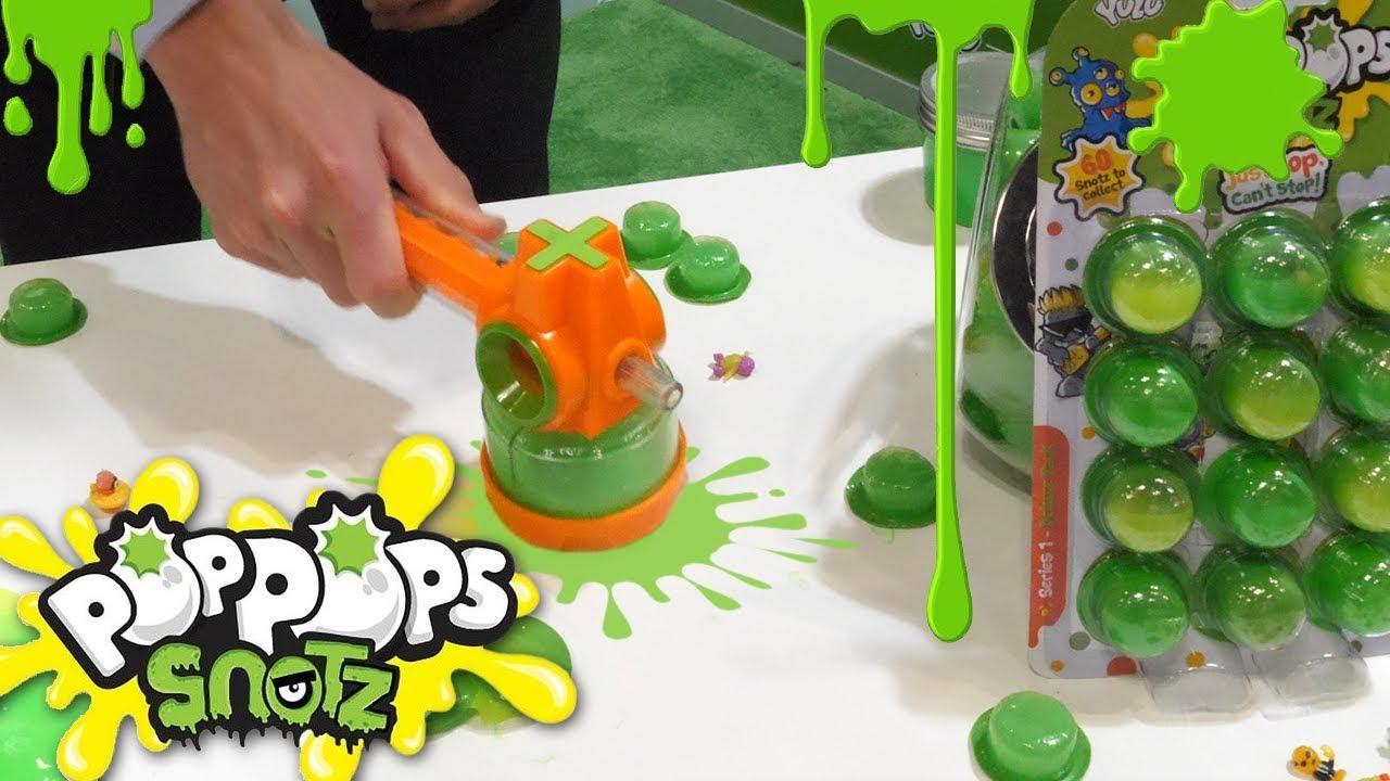 Yulu Pop Pops Snotz 12 Pops Collection
