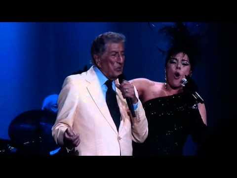 Tony Bennett & Lady Gaga ( I Wont Dance ) HD-  Live In Houston,Tx 4/24/15