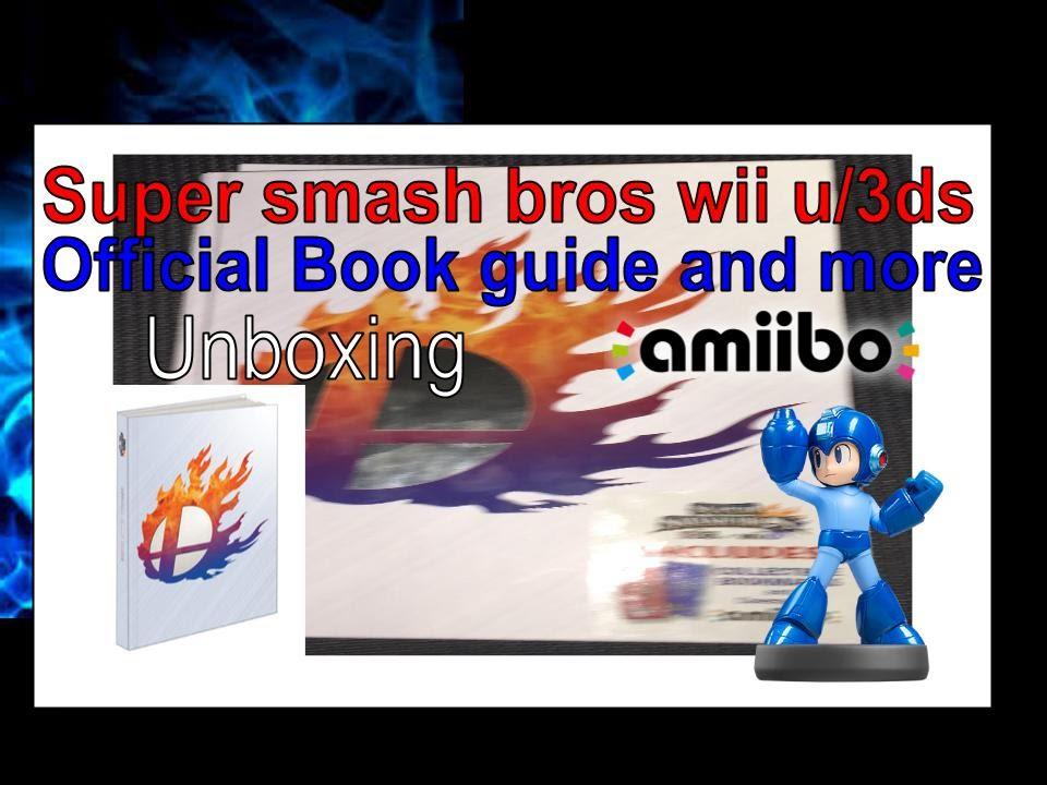 super smash bros guide book pdf
