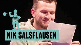 Nik Salsflausen – The Boxer