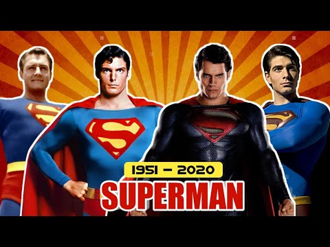 Download [हिन्दी में ] ALL Superman MOVIES From 1951 To 2020 | Watch Order Explained | Freely Download