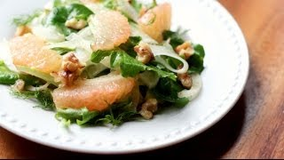 Fennel & Grapefruit Winter Salad | Tasty Memories