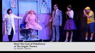 Meet the Cast of Pinkalicious at the Argyle Theatre