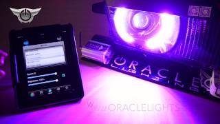 Oracle Lighting 9956-504 Universal Oracle Multifunction Wifi Rgb Led Remote