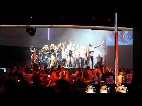 Buraka Som Sistema (BSS) ao vivo no Casino de Lisboa - 15/12/2014