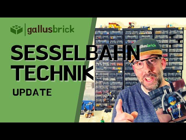 LEGO Sessellift | Ja er läuft! Technische Erklärung | Deutsch