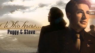 Peggy & Steve || My darling [Who knew]