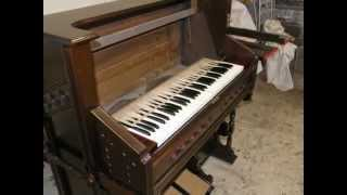 Restoration -Old Antique Organ,French Polish-Madadar Naples FL