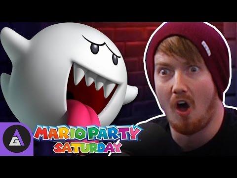 Boo's a D*ck - Mario Party 9 | Mario Party Saturday