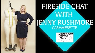 Fireside Chat with Jenny Rushmore from Cashmerette