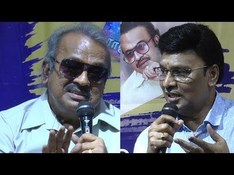 என்னை மிரள வைத்த ஆளுமை ராஜேஷ் குமார்  K Bhagyaraj on Writer Rajesh Kumar nba 24x7