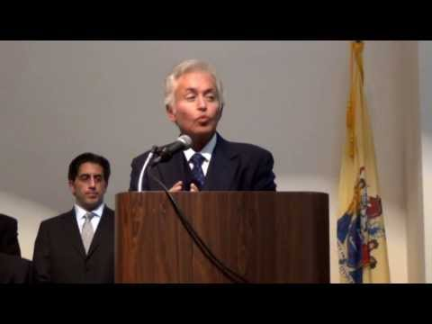 Alfred C. Clapp Award Acceptance Speech Michael Maggiano Top New Jersey Personal Injury Lawyer