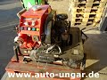Youtube-Video VW Käfer Motor Industriemotor VW 122 34PS