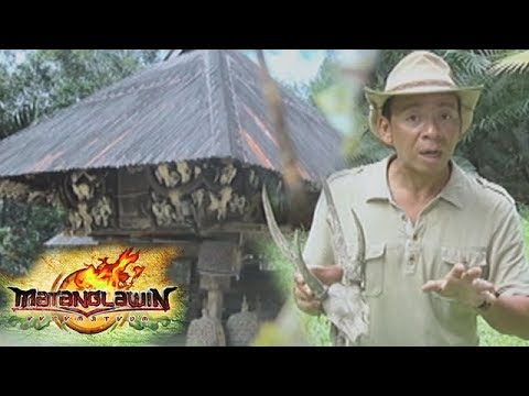 Matanglawin: Kuya Kim goes to Banaue to see the Bale House of Ifugao