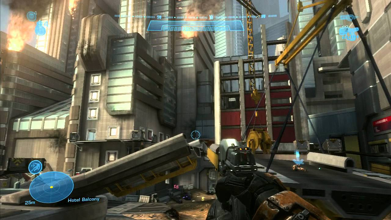 Developer Big Team maps were better    Halo 5: Guardians