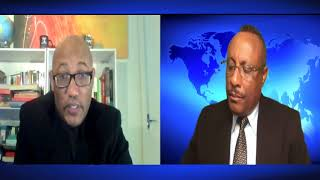Dr Tsegaye Ararsa discussion about Ethiopia Constitution