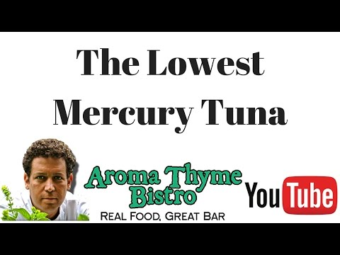 What Tuna Has The Lowest Mercury?