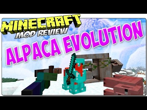 alpaca evolution mod