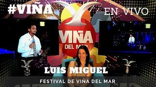 TOP 2: LUIS MIGUEL / RANKING FESTIVAL DE VIÑA HISTÓRICO AGOSTO 2018 #VIÑA #CHILE