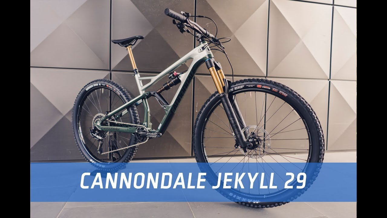 a8217ef1cdd Cannondale Jekyll 29 2019 - First Look. Flow Mountain Bike