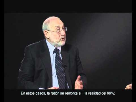 Entrevista a Joseph E. Stiglitz - Parte 1