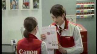 Canon PIXUS CM WEB篇15秒 岡田将生 岩田さゆり 岩田さゆり 検索動画 22