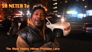 Professor Larry The Black History Hitman