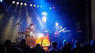 The Weyers - The Kid (Staubkind - Alles was ich bin Tour 31.10.2014, Magdeburg Factory)