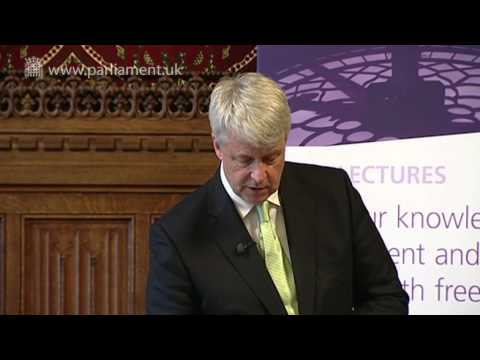 UK Parliament Open Lecture - The Legislature and the Executive