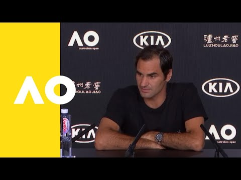 Roger Federer press conference (3R) | Australian Open 2019