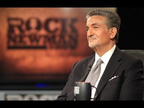 Ted Leonsis returns for Part 2 on The Rock Newman Show