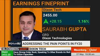 Sees Revenue To Grow By 25-30% In FY20 : Dixon Technologies