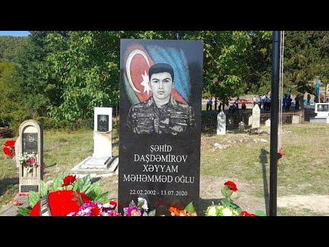 Xəyyam Daşdəmirovun şəhid olmasının 40-cı günüdür.