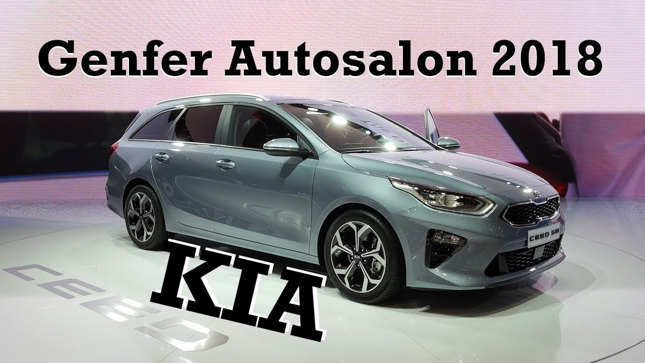 kia ceed sw optima facelift genf 2018 1080p60 youtube. Black Bedroom Furniture Sets. Home Design Ideas